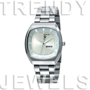 Replay GT - Horloge 40 mm zilver RWRM5603AH