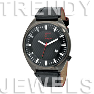 Replay Royal - Horloge 48 mm zwart RWRX1303NH
