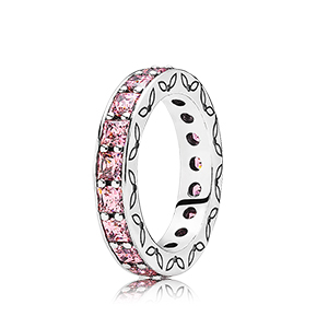 Pandora Ring met Rose CZ 190894PCZ